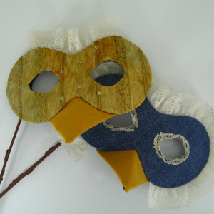Bird Masks 1