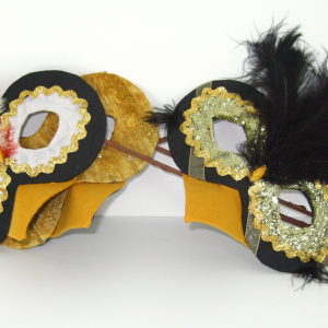 Bird Masks 3